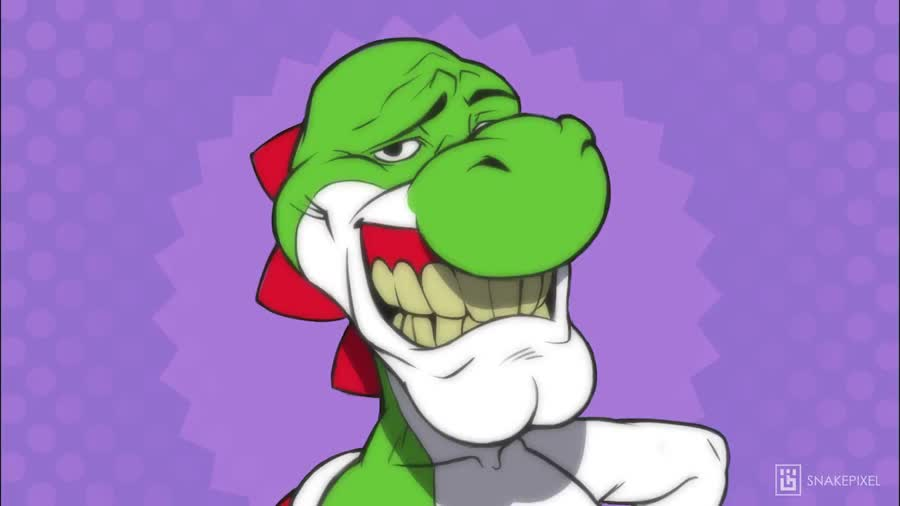 Yoshi. .. Stop linking this in every comment section and 300 times a day. It was funny one time, but after 3000 times, it gets old. off.