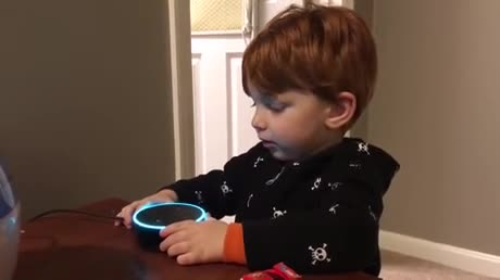 despacito. .. the kid knew what he wanted