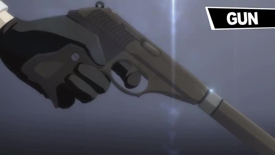 GUN. .. Gun