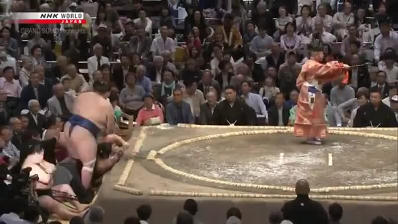 THRUSTERS FULL POWAH!!!. join list: SumoSlammers (135 subs)Mention History Natsu Basho 2019 Day 3 - May 14th Posting more today because I feel like
