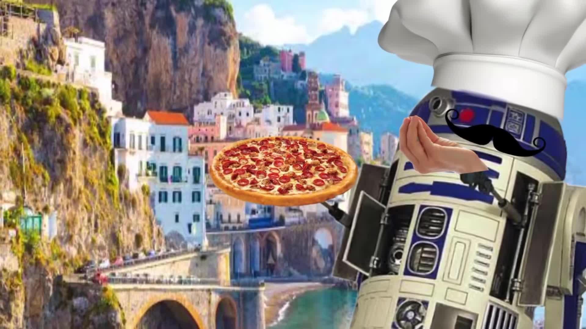 R2-D2. .. very nice
