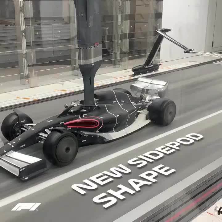 F1 2021 Wind Tunnel Test. join list: Motorsports (147 subs)Mention History.. Only thing I have related to motor sports