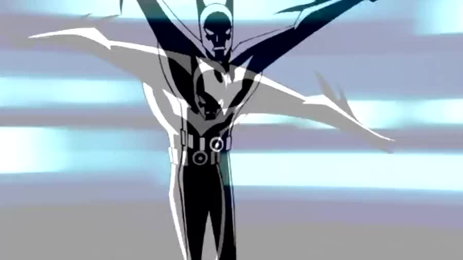 Batman Beyond. .. I liked that this show didn't fall back on OG Batman villains.