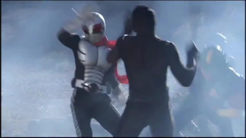 Endgame's final fight scene (Japanese Version). .. Well, looks like i've seen enough weird for today.