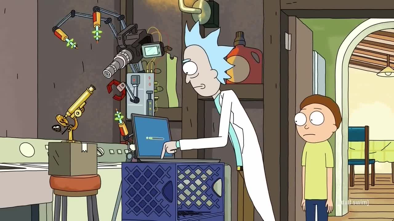 Watch Rick And Morty For Free