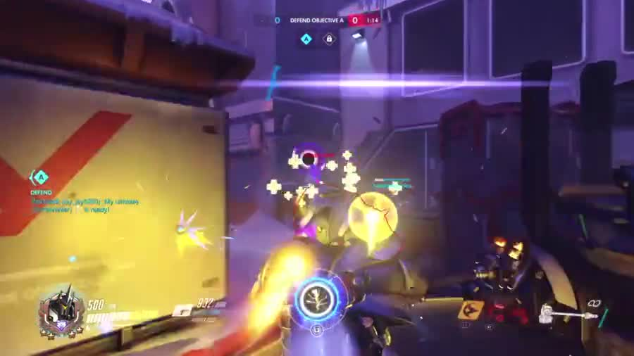 You. Can't. RUN!. .. I love playing Rein on console