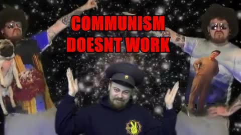 Commie talk.. .. Sauce on first vid