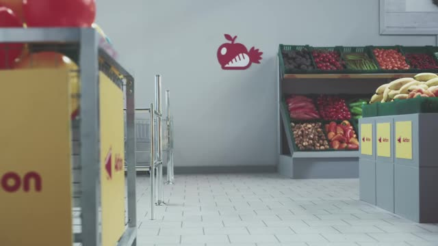 Cat Supermarket. Grandious advertising clip for a german discounter market (sorry if repost, couldn´t find it on FJ).. Im german, i never have seen this advertisment, but im glad i have seen it now!