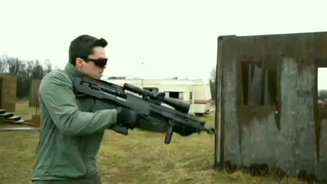"""TFW no Lynx. .. Looks very controllable for a large cal. rifle. I""""ll take one. What is it?"""