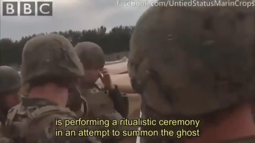 Ritual. .. Obligatory