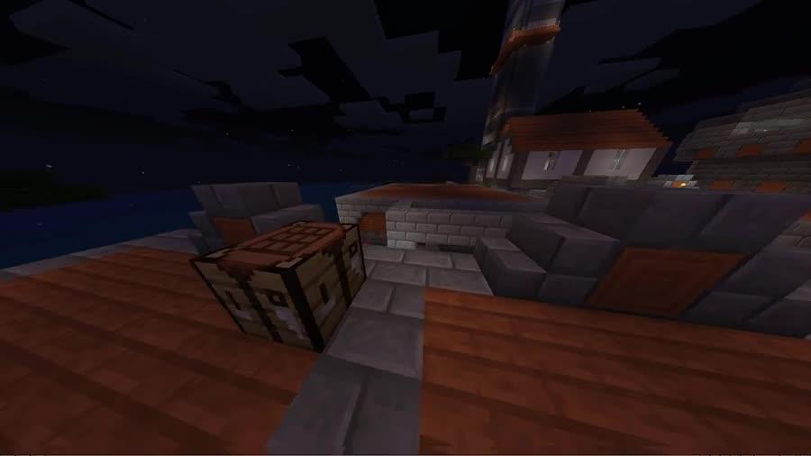 Minecraft village. join list: LerkyMinecraft (7 subs)Mention History.