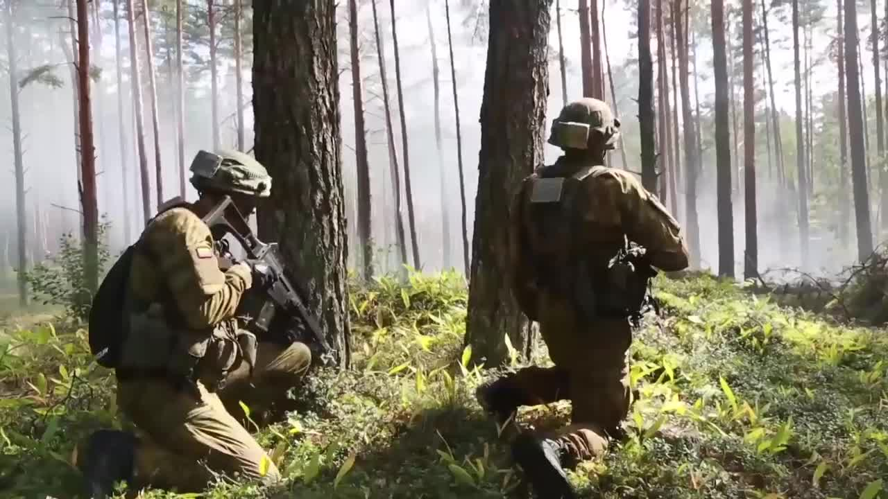 Another NATO exercise. sifting for more combat footage that I haven't shared. if i cant find any, training exercises it is. sorry.