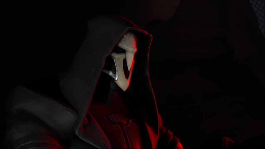 Reaper doesn't like ass. Made this yesterday over the course of like 2 hours. I'll include just the first half of the video in the comments for /reaction images