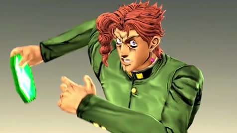 Kakyoin at his best. .. Am puting the sauce here https://www.youtube.com/watch?v=qv8TbnZFa3s
