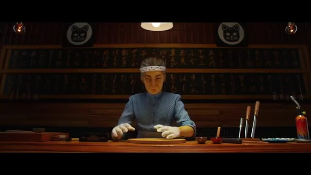 Isle of Dogs - sushi scene. join list: AnimatedShorts (128 subs)Mention History.. Was this movie worth watching? kinda mixed on artstyle but def entertained.