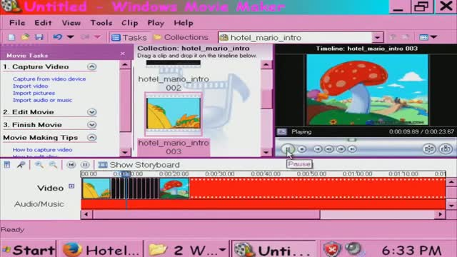 How to Virus Windows XP. .
