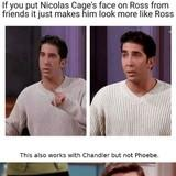 Nic Cage Has Best Face